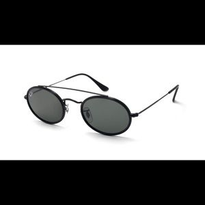 Ray-Ban Oval Double Bridge